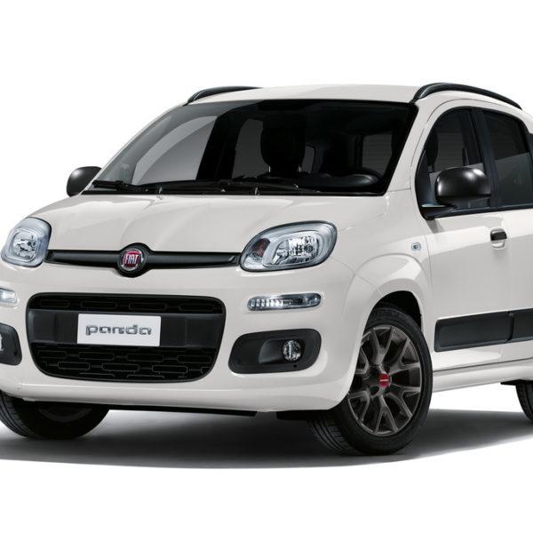 Fiat Panda met milde hybride in Urban-uitvoering