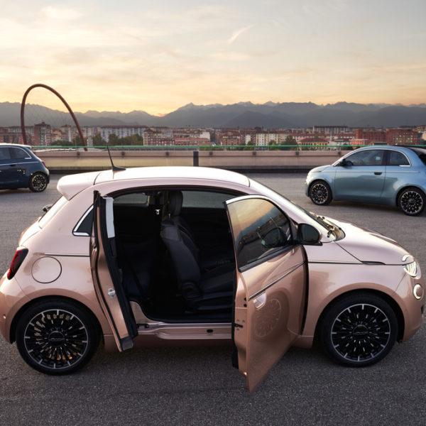 Fiat 500e vanaf 24.900 euro verkrijgbaar