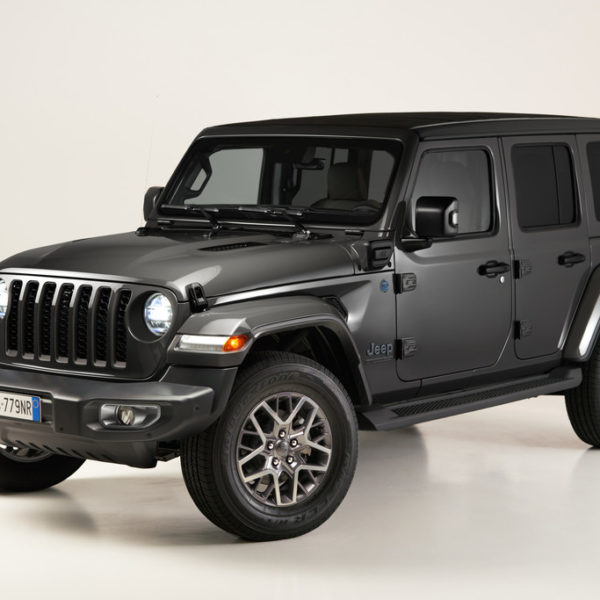 De Jeep Wrangler 4xe First Edition: reserveer 'em nu